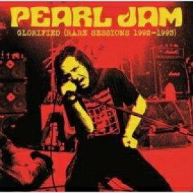 PEARL JAM パールジャム / Glorified (Rare Sessions 1992-1993) 【LP】