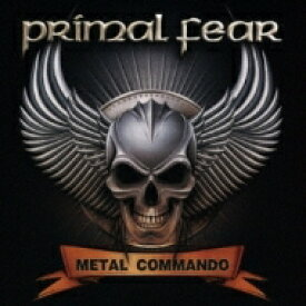 Primal Fear プライマルフェアー / Metal Commando (Limited Edition) 【LP】