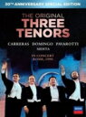 3大テノール/世紀の競演〜30周年記念特別限定盤 ホセ・カレーラス、プラシド・ドミンゴ、ルチアーノ・パヴァロッテ…
