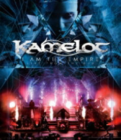 【送料無料】 Kamelot キャメロット / I Am The Empire Live From The 013 (Blu-ray+2CD) 【BLU-RAY DISC】