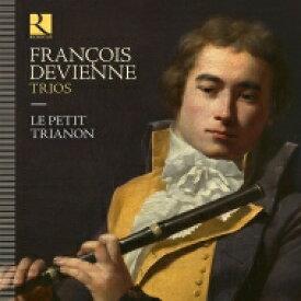 【送料無料】 ドヴィエンヌ(1759-1803) / 三重奏曲集 ル・プティ・トリアノン 輸入盤 【CD】