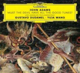 アダムズ、ジョン(1947-) / Must The Devil Have All The Good Tunes? ユジャ・ワン、グスターヴォ・ドゥダメル、ロサンゼルス・フィルハーモニー管弦楽団 (アナログレコード 【LP】