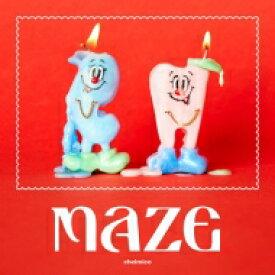 【送料無料】 chelmico / maze【初回限定盤】(+DVD) 【CD】