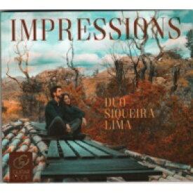 【送料無料】 Duo Siqueira Lima / Impressions 輸入盤 【CD】