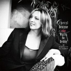 【送料無料】 Cheryl Bentyne シェリルベンティーン / Sings Waltz For Debby (45回転 / 2枚l組 / 180グラム重量盤レコード) 【LP】