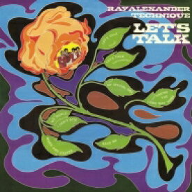 【送料無料】 Ray Alexander Technique / Let's Talk 【LP】