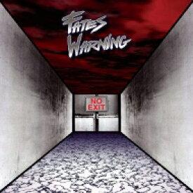 Fates Warning フェイツウォーニング / No Exit 【LP】