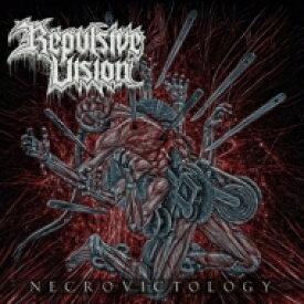 【送料無料】 Repulsive Vision / Necrovictology 【LP】