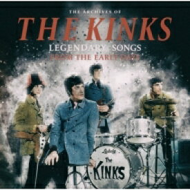Kinks キンクス / Legendary Songs From The Early Days (White Vinyl) 【LP】