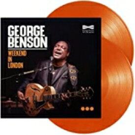 George Benson ジョージベンソン / Weekend In London (180g)(Orange Vinyl) 【LP】