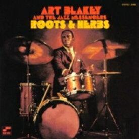 【送料無料】 Art Blakey アートブレイキー / Roots And Herbs (180g) 【LP】