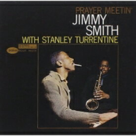 【送料無料】 Jimmy Smith ジミースミス / Prayer Meetin' (180グラム重量盤レコード / Tone Poets) 【LP】