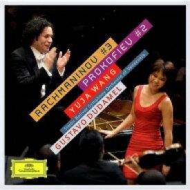 【送料無料】 Rachmaninov ラフマニノフ / ラフマニノフ:ピアノ協奏曲第3番、プロコフィエフ:ピアノ協奏曲第2番 ユジャ・ワン、グスターボ・ドゥダメル&シモン・ボリバル交響楽団(MQA / UHQCD) 【Hi Quality CD】