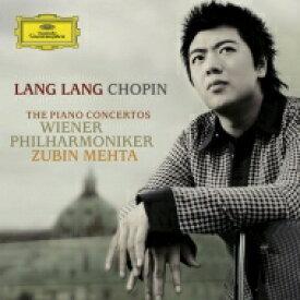 Chopin ショパン / ピアノ協奏曲第1番、第2番 ラン・ラン、ズービン・メータ&ウィーン・フィル 【Hi Quality CD】
