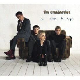 【送料無料】 THE CRANBERRIES クランベリーズ / No Need To Argue (Deluxe) (2CD) 輸入盤 【CD】