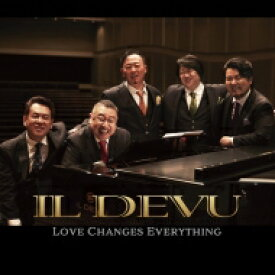 【送料無料】 IL DEVU / LOVE CHANGES EVERYTHING 【CD】