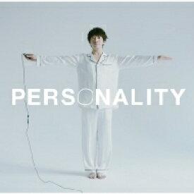 【送料無料】 高橋優 タカハシユウ / PERSONALITY<期間生産限定盤B>(+DVD) 【CD】
