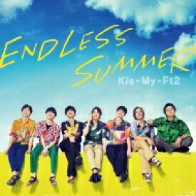 Kis-My-Ft2 / ENDLESS SUMMER 【初回盤A】 【CD Maxi】