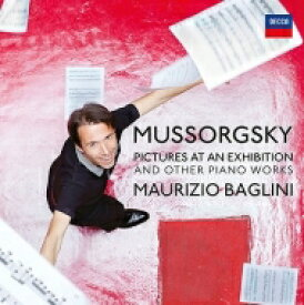 Mussorgsky ムソルグスキー / Pictures At An Exhibition, Piano Works: Baglini(P) 【LP】