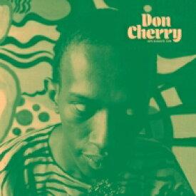Don Cherry ドンチェリー / Om Shanti Om 【LP】