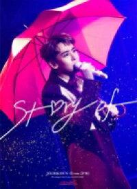 """【送料無料】 NICHKHUN (From 2PM) / NICHKHUN (From 2PM) Premium Solo Concert 2019-2020 """"Story of..."""" 【完全生産限定盤】(Blu-ray) 【BLU-RAY DISC】"""