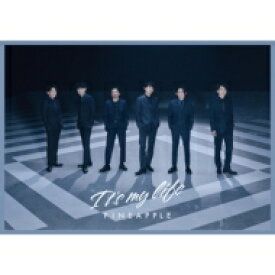 V6 / It's my life / PINEAPPLE 【CD Maxi】