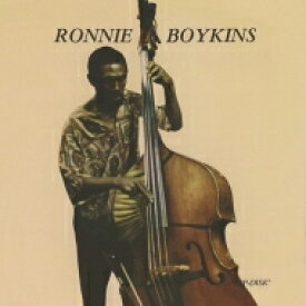 Ronnie Boykins / Will Come Is Now 【LP】