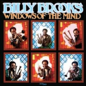 【送料無料】 Billy Brooks / Windows Of The Mind 【LP】