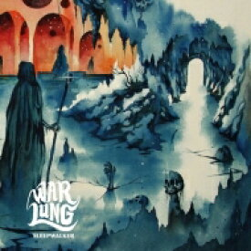 【送料無料】 Warlung / Sleepwalker (ブルーヴァイナル仕様 / アナログレコード) 【LP】