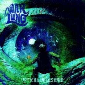 【送料無料】 Warlung / Optical Delusions (グリーンヴァイナル仕様 / アナログレコード) 【LP】