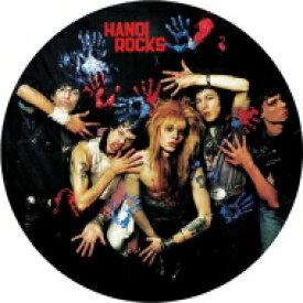 【送料無料】 Hanoi Rocks ハノイロックス / Oriental Beat (ピクチャーディスク仕様 / アナログレコード) 【LP】