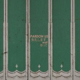 Pardon Us / Wait 【CD】