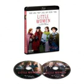 ストーリー・オブ・マイライフ/わたしの若草物語 ブルーレイ&DVDセット 【BLU-RAY DISC】