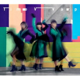 【送料無料】 Perfume / Time Warp 【完全生産限定盤】 【CD Maxi】