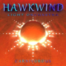 【送料無料】 Hawkwind Light Orchestra / Carnivorous 【LP】
