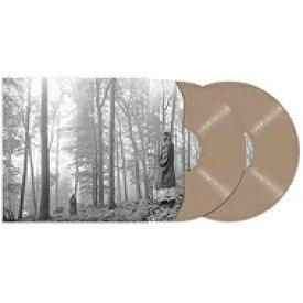 【送料無料】 Taylor Swift テイラースウィフト / Folklore (1. The In The Trees Edition Deluxe Vinyl)(カラーヴァイナル仕様 / 2枚組アナログレコード) 【LP】