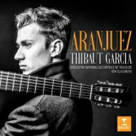 『アランフェス』 ティボー・ガルシア (180グラム重量盤レコード) 【LP】