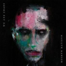 【送料無料】 Marilyn Manson マリリンマンソン / We Are Chaos 【CD】