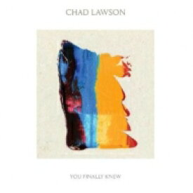 Chad Lawson チャドローソン / You Finally Knew (アナログレコード) 【LP】