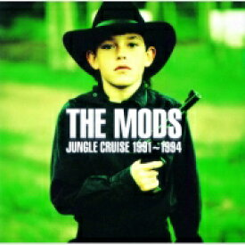 THE MODS モッズ / JUNGLE CRUISE'91〜'94 (UHQCD) 【Hi Quality CD】