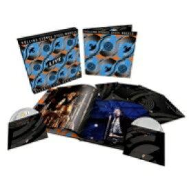 【送料無料】 Rolling Stones ローリングストーンズ / Steel Wheels Live <コレクターズ・セット>【限定盤】(Blu-ray+2DVD+3SHM-CD) 【BLU-RAY DISC】