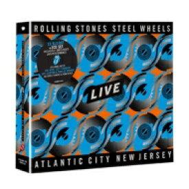 Rolling Stones ローリングストーンズ / Steel Wheels Live (Blu-ray+2CD) 【BLU-RAY DISC】