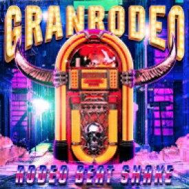 """【送料無料】 GRANRODEO グランロデオ / GRANRODEO Singles Collection """"RODEO BEAT SHAKE"""" 【CD】"""