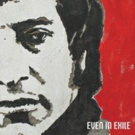 【送料無料】 James Dean Bradfield / Even In Exile 輸入盤 【CD】