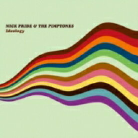 Nick Pride & The Pimptones / Ideology 【LP】
