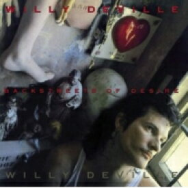 【送料無料】 Willy Deville / Backstreets Of Desire 【LP】