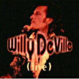【送料無料】 Willy Deville / Live From The Bottom Line To The Olympia Theatre ・ 1993 【LP】