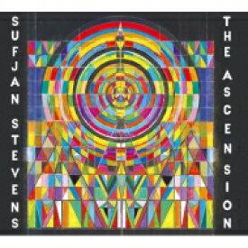 【送料無料】 Sufjan Stevens スフィアンスティーブンス / Ascension 輸入盤 【CD】