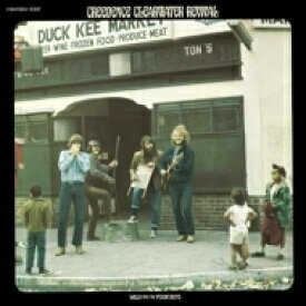 【送料無料】 Creedence Clearwater Revival (CCR) クリーデンスクリアウォーターリバイバル / Willy And The Poor Boys <MQA-CD/UHQCD>(紙ジャケット) 【Hi Quality CD】