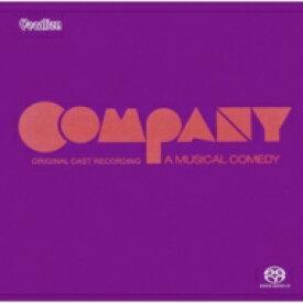 【送料無料】 ミュージカル / Company - A Musical Comedy 輸入盤 【SACD】